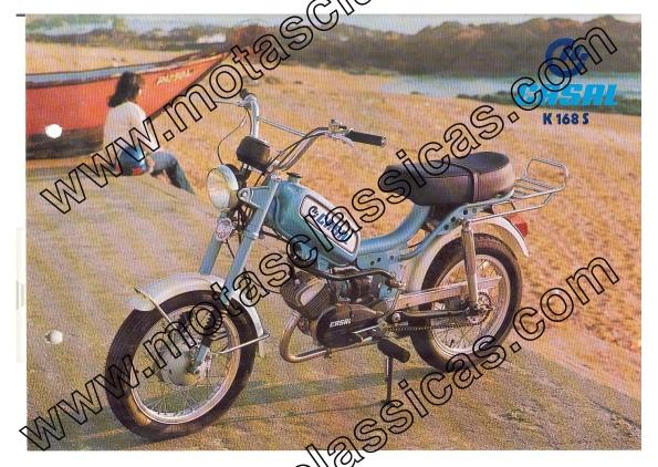 casal k168s 1