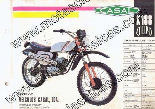 casal k188