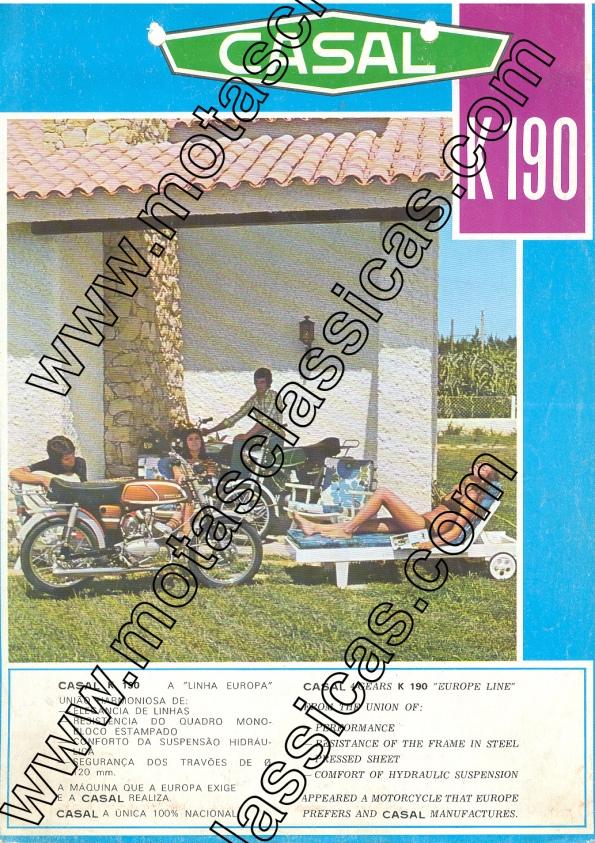 casal k190 1