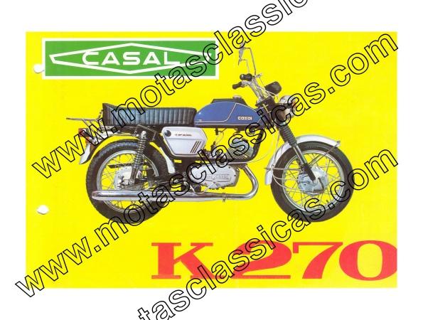 casal k270 1