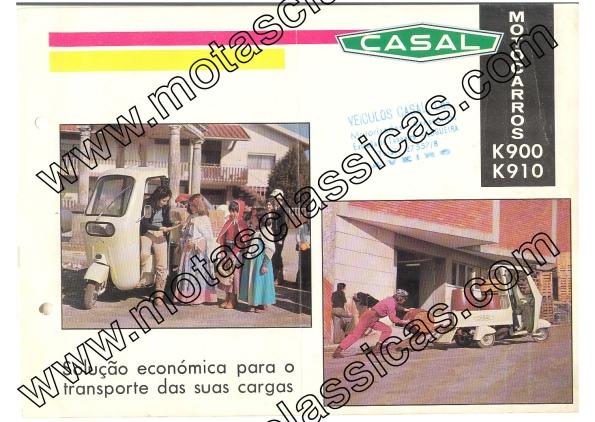 casal k900-910 1