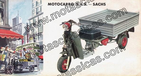 SIS Motocarro