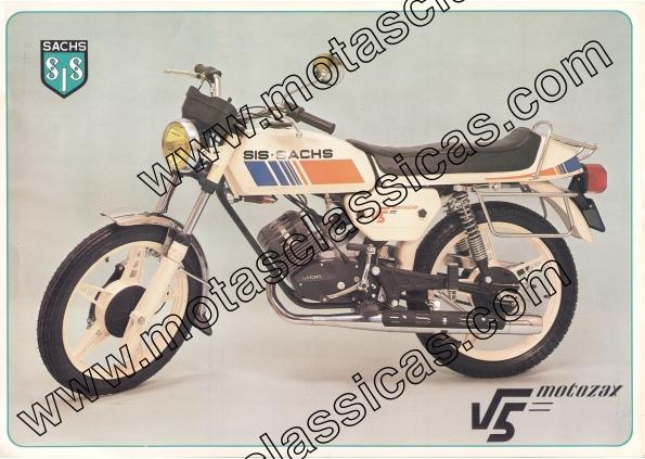 SIS Sachs motozax a