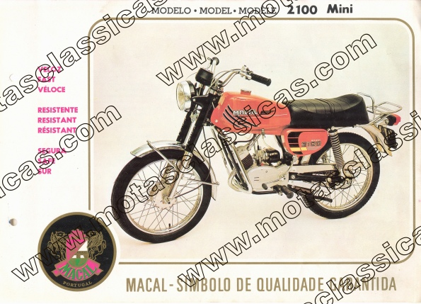 Macal 2100 mini c