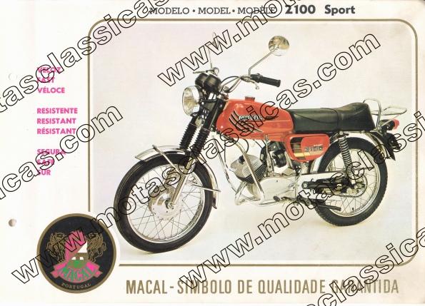 Macal 2100 Sport c