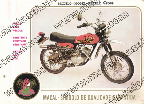 Macal Cross a