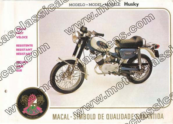 Macal Husky a