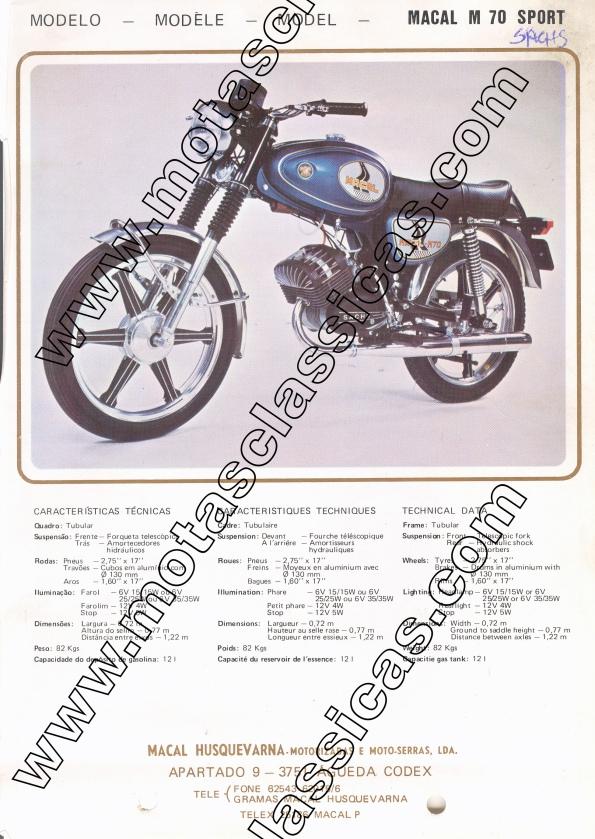 Macal M 70 sport a