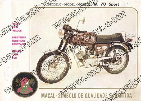 Macal M 70 Sport c