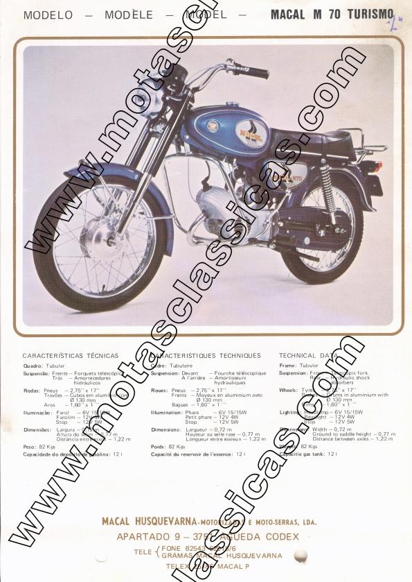Macal M 70 Turismo c