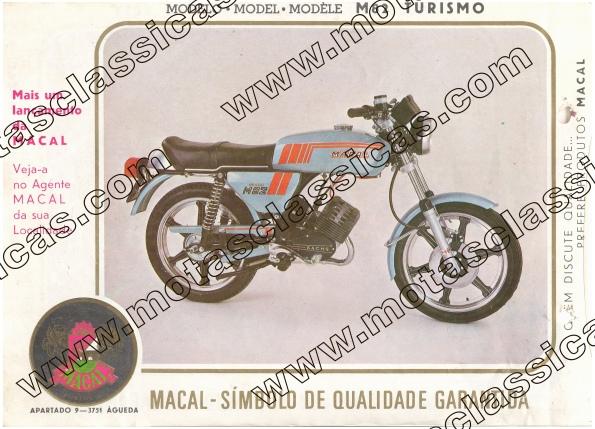 Macal M 82 turismo