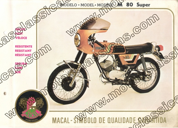 Macal M80 super a1