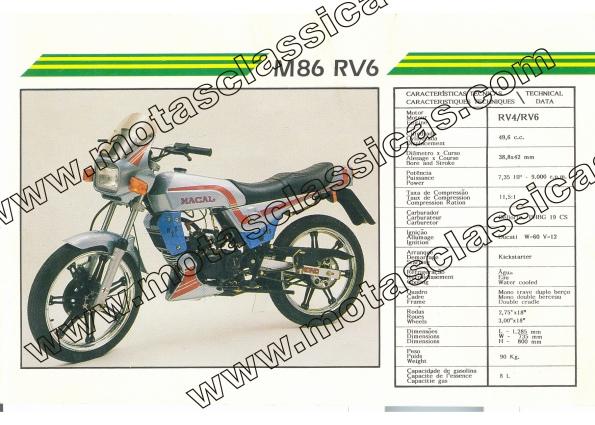Macal M86 RV6