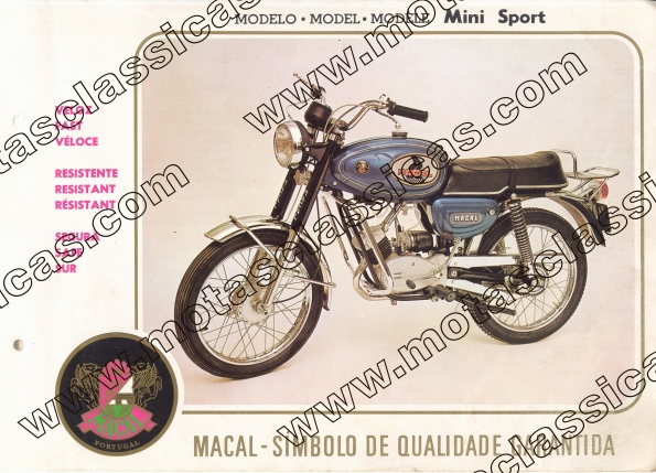 Macal mini sport a