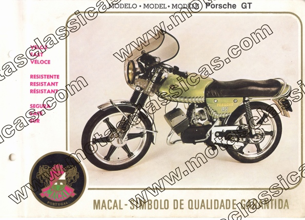 Macal Porch GT a